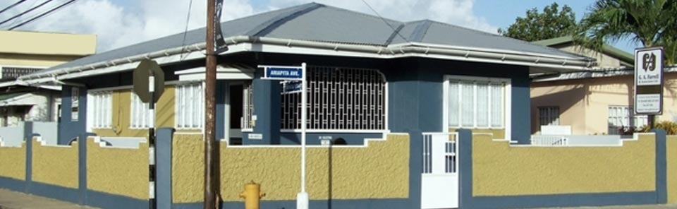 G.A. Farrell & Associates, Port of Spain - Head Office.