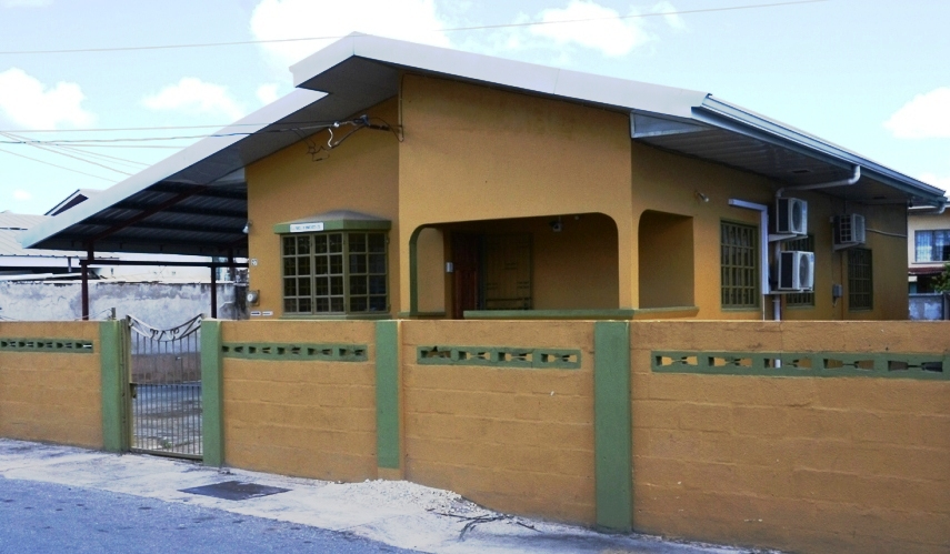 G.A. Farrell and Associates - Chaguanas Branch.